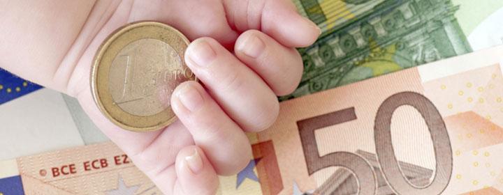 Nessun accesso al Fondo di Solidarietà se non viene versato l'assegno per i figli